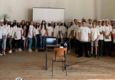 Trainingul în afara clasei pentru elevi – 21.09-25.09.2020